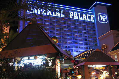We saw Legends in Concert at the Imperial Palace on our last evening in Vegas