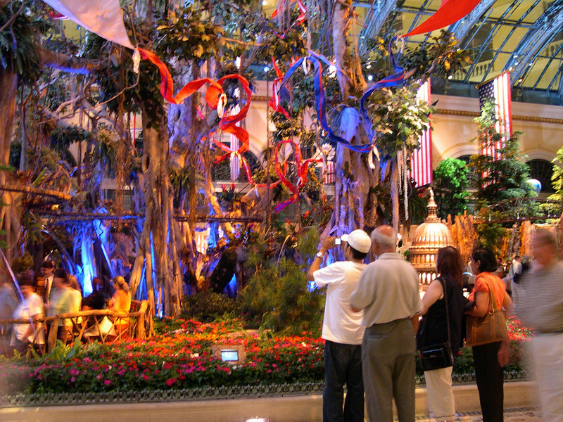 inside Bellagio