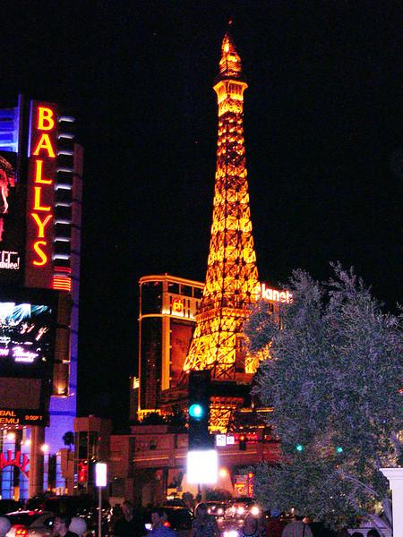 Paris from strip