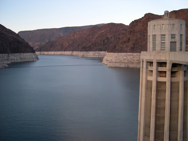Lake Mead, Hoover Dam