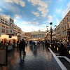 """Venetian Hotel - """"Piazza San Marco"""" complete with perpetually blue skies!"""