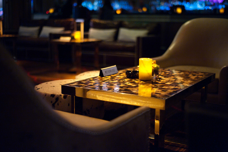 Gold Boutique Lounge -Aria Hotel - Las Vegas
