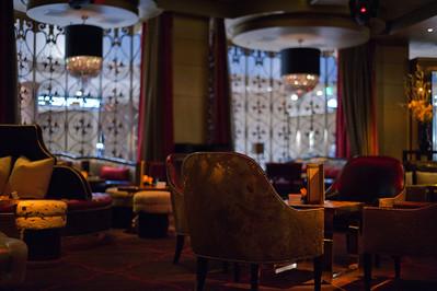 Gold Boutique Lounge -Aria Hotel - Las Vegas