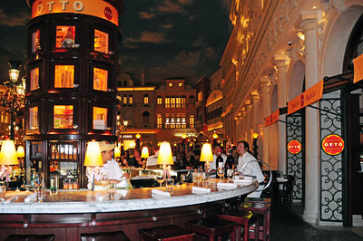 The Venetian Otto Restaurant