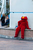 Even Elmo needs a break sometimes