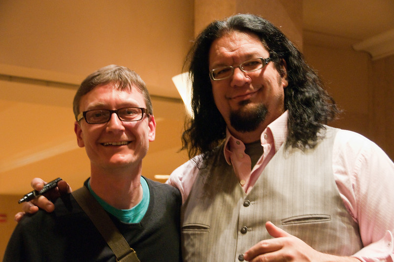 Me and Penn Jillette