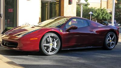 Ferrari 458 Italia Spyder 01