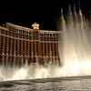 3/21/2013. Las Vegas. Bellagio fountains.