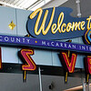 3/21/2013. Arriving Las Vegas airport.