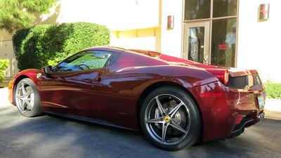 Ferrari 458 Italia Spyder 02