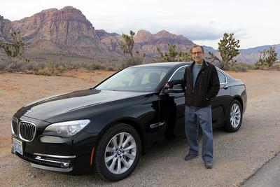 Ron Allen BMW740i