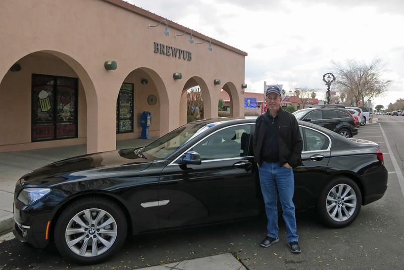 BMW 740i Boulder City