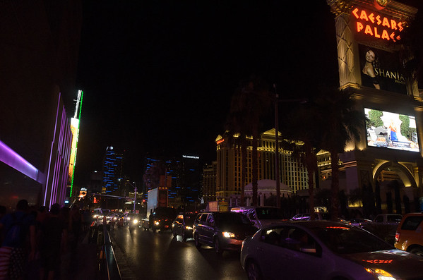San Francisco and Las Vegas, USA, July 2014