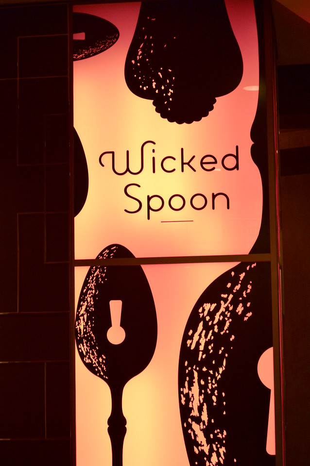 Wicked Spoon Buffet at the Cosmopolitan