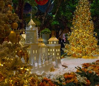 Las Vegas, 2016; Holiday Decorations