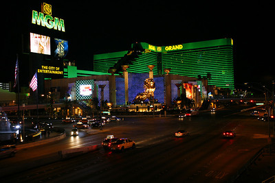 MGM Grand Hotel, Las Vegas, NV