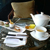 Tea at the Mandarin Oriental