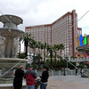 Casino resorts and hotels in Las Vegas, Nevada.