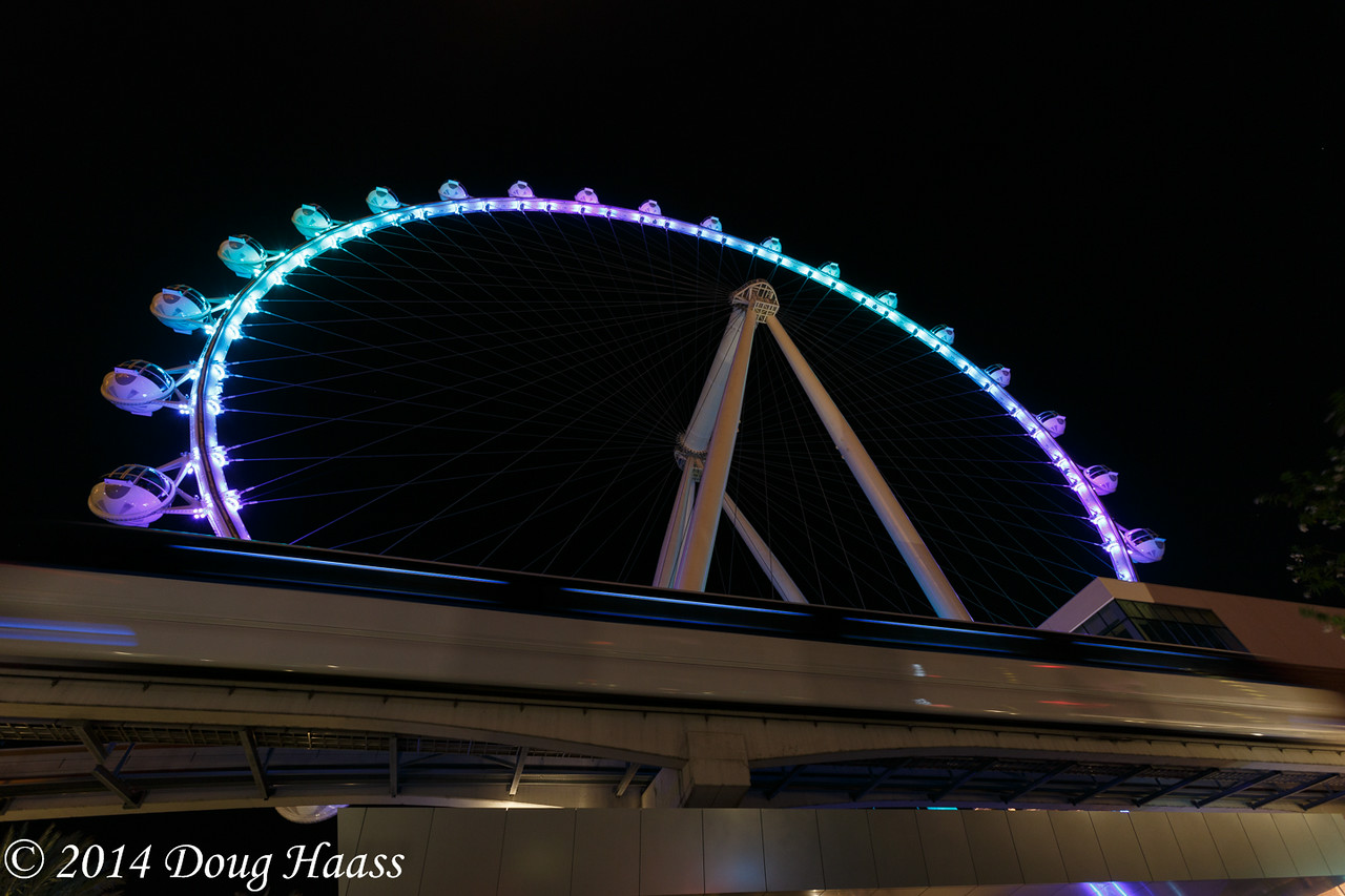 High Roller and MonoRail