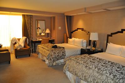 Nice room too!