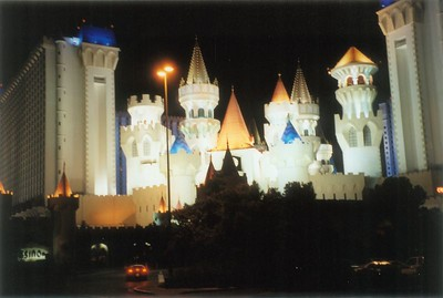 Las Vegas Sept 2001