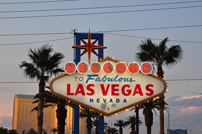 Las Vegas September 2009
