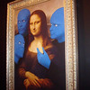Mona and Blue Friends