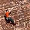 Red Rock Canyon - Rock Climber