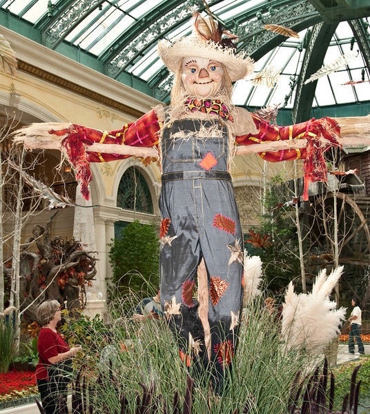 Bellagio Casino Conservatory & Botanical Gardens