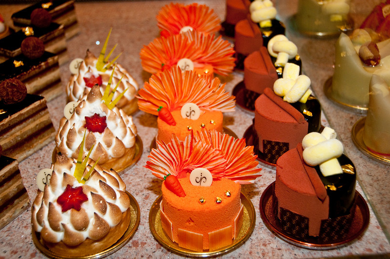 Jean-Philippe Chocolates and Pastries at Bellagio