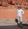 Valley of Fire Nevada State Park vistor center - Lynn Levin