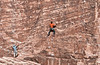 Red Rock Canyon - Rock Climber