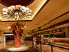 These photos were taken at the Mirage Casino lobby