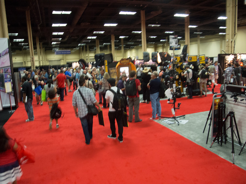 Photoshop World Expo Area