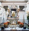 The Erawan shrine in front of Caesars Palace