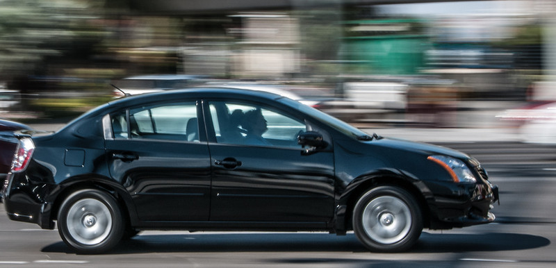 • Photoshop World Pre Conference Walk with Erik Valind<br /> • Panning a car showing motion