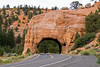 On Road to Zion National Park from Bryce Canyon