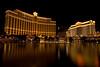 bellagio, Caesars Palace, las vegas, night, Night Time Photography