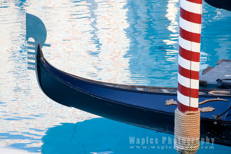 Gondola, Venetian Lagoon
