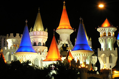 Excalibur again. This building is amazing