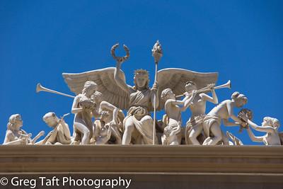 Statues - Monte Carlo Casino