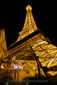 Eiffel Tower Restaurant, Las Vegas, NV