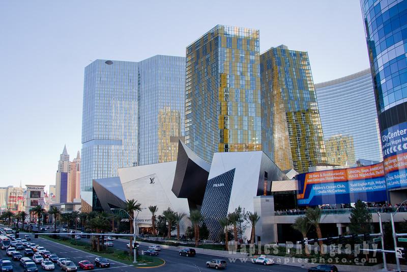The CityCenter, Paradise, Nevada