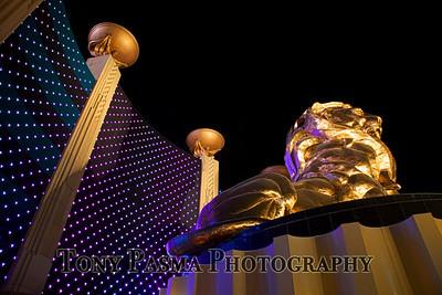 MGM Grand Hotel & Casino, Las Vegas NV