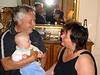 (Gross-)Onkel Bubi und Oma freuen sich