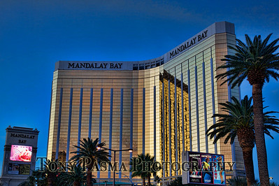 Mandalay Bay Hotel & Casino, Las Vegas, NV