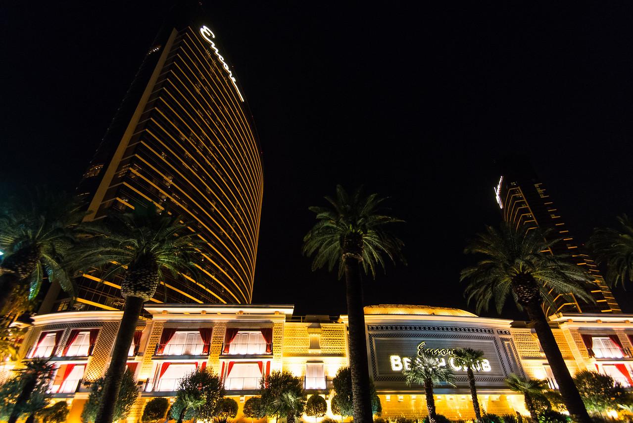 Encore in Las Vegas, NV - November 2014