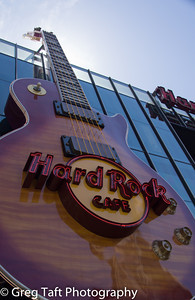 Hard Rock Cafe - Las Vegas Blvd.