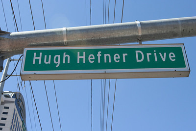 Hugh Hefner Drive