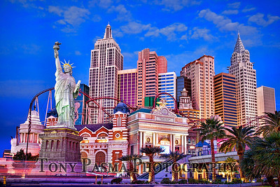 New York, New York Hotel & Casino, Las Vegas, NV